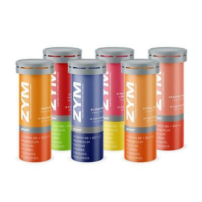 ZYM Electrolyte Drink Tablets Electrolyte Replacment ZYM Tablets FREE Shipping