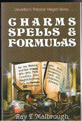 Magick, Hoodoo! How To Make Charms & Formulas For Spells & Other Uses!!new Book!