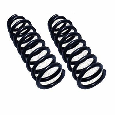 """1963-1987 Chevy C10 Truck Front Coil 4"""" Drop Lowered Springs 251140"""