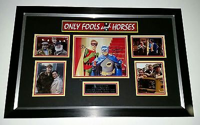 * ONLY FOOLS AND HORSES Signed Autograph PICTURE PHOTO * AFTAL Dealer COA *