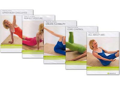DVD Pilates Pro at Home Serie Completa