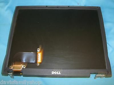 "Dell Latitude C610 PP01L Laptop Original Factory 14"" LCD Screen"