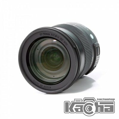 NEW Sigma 17-70mm F2.8-4 DC Macro OS HSM | Contemporary for Nikon mount
