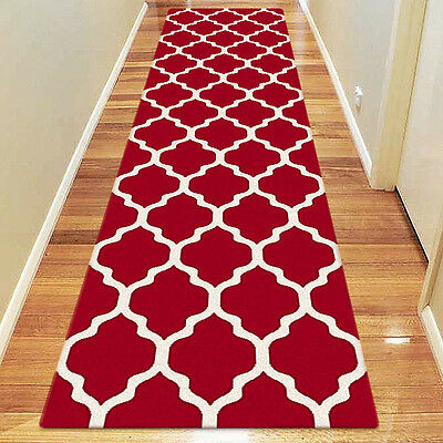 Designer Beautiful MODERN AAPEN Hallway RUNNERS CARPETS / RUGS in 80 x 300 cm