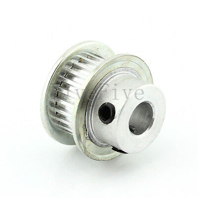 MXL Type Timing Belt Pulley 36 Teeth 8mm Bore 7.5mm Width for Stepper Motor NEW