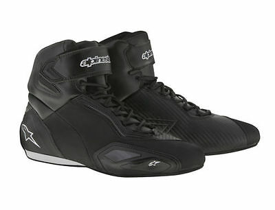 2017 Alpinestars Faster 2 Motorcycle Boots / Ride Shoes Sizes 8-13 Super Trick!!