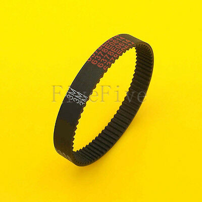 HTD3M-150/165/210/285 Synchronous Wheel Timing Belt 10mm Width Pitch-3mm
