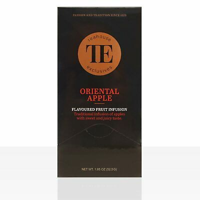 TE - Luxury Teahouse Exclusives Oriental Apple 15 Beutel á 3,5g