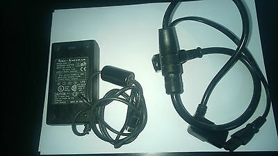 56P0195 (Sa60-24) Lexmark Ac Adapter For Mfp 4036-Xxx