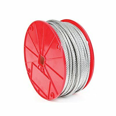 Koch Industries 003292  7 x 19 Reel Galvanized Cable, 3/8-Inch by 250-Feet, New,