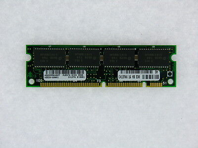 LaserJet 1100 and 2100 Series 16MB 100pin EDO DIMM memory (C4137A)