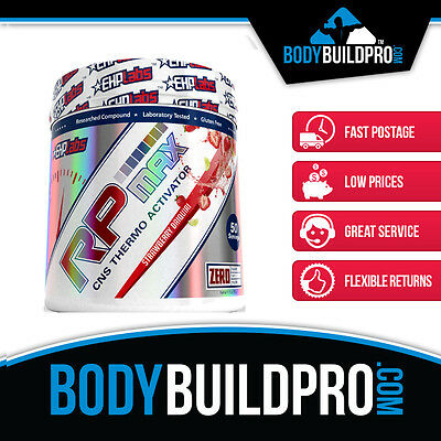 Ehplabs Rpm (50 Serves) * Rp Max * Cns Thermo Activator * Oxyshred * Ehp Labs