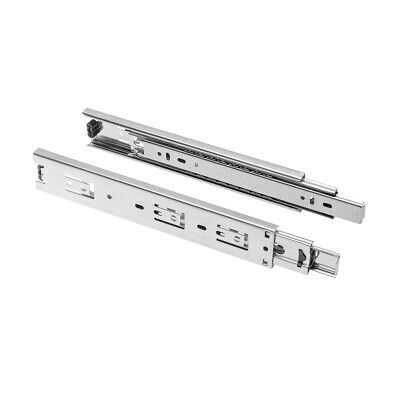 FULL BOX of Full Extension 45mm Ball Bearing Drawer Runners/Slides 250mm-700mm
