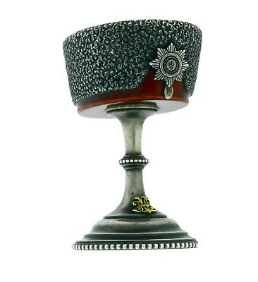 Faberge enamel Vodka cup by workmaster A*H August Hollming with scratch number