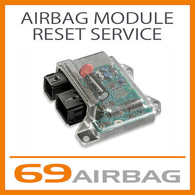 AIRBAG CONTROL COMPUTER MODULE RESET SERVICE for TOYOTA 4RUNNER (any years)