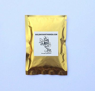 1/4 Pound of Gold Alaskan Paydirt Concentrates, New, Free Shipping