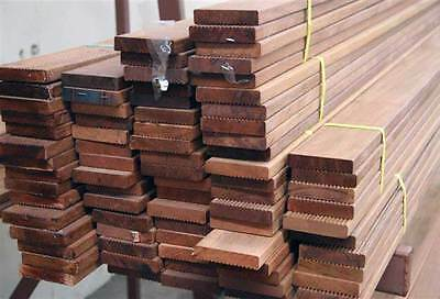 MERBAU DECKING KD DNA 90x19mm 2.7m - 3.3m