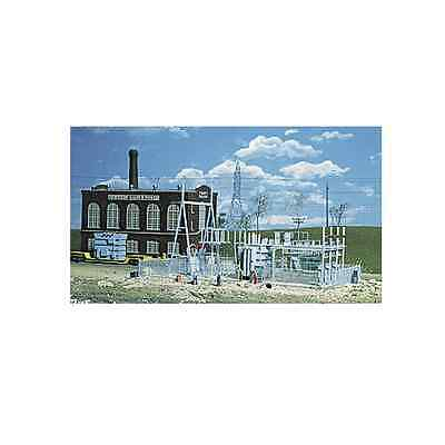 3025 Walthers Northern Light & Power Substation HO Scale
