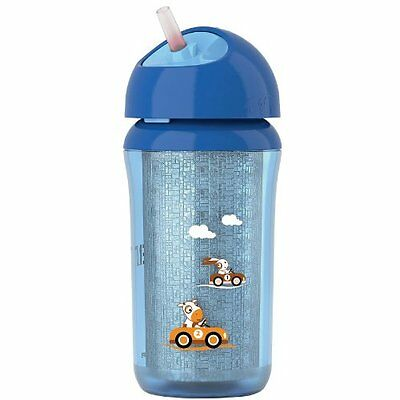 Avent Insulated Straw Cup - 9 oz