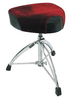 Eurolite DIMAVERY DT-120 Drum Throne Saddleform