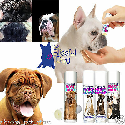Blissful Dog Nose Butter Tube Dogue French Bulldog Bullmastiff Pug & More Breeds