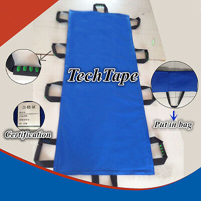 Rescue Stretcher Emergency Medical Portable Transfer Rescue folding stretcher