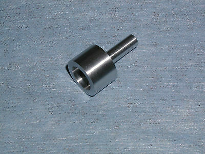 """SHAFT ADAPTER 1/4"""" TO 1/2""""  6061 ALUMINUM By ESG **HAVE THIS IN DAYS-NOT WEEKS**"""