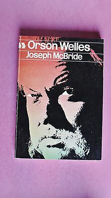 (R8_5_1) Orson Welles (Cinema One)  ENGLISCH - 1972