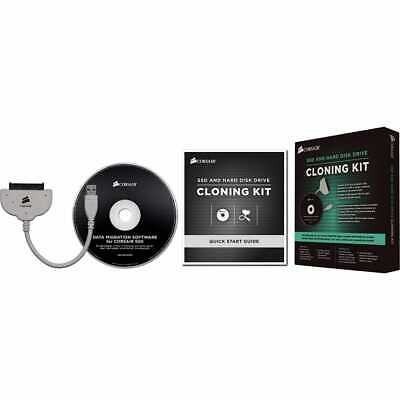 Corsair 2.5-Inch Solid State Drive and Hard Disk Drive Cloning Kit CSSD-UPGRADEK