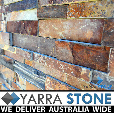 Stack stone wall Cladding / Stacked Stone / stackstone -Silver Gray