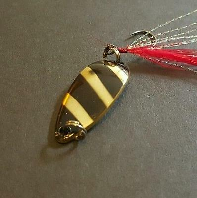 3.3cm fishing lure Trout Redfin Bass Bream Whiting Flathead Cod Perch spoon