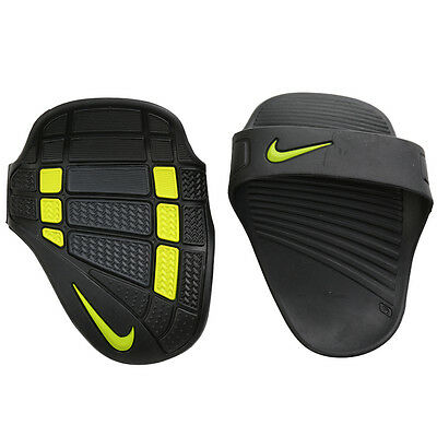 Nike Alpha Training Grip Gloves Body Buiding Weight Hand Strap Bar Grip Yellow