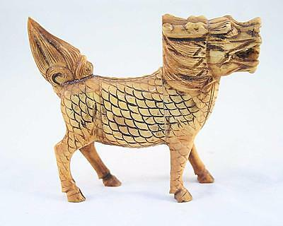 Mythological Dragon From China Statue Figurine Sculpture 1920's