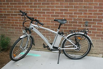 Powered bicycle ebike e-bike Green Choice Moto. Shipping available.