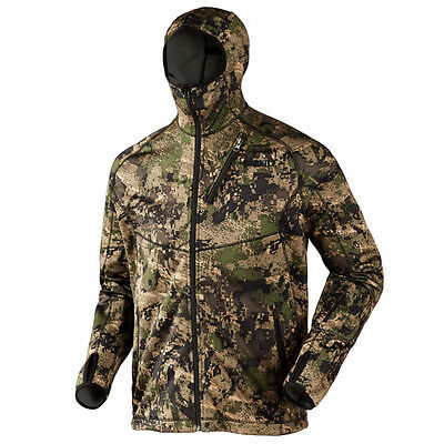 Härkila Crome Fleece Jacket - Optifade - Camo Hunting Clothing
