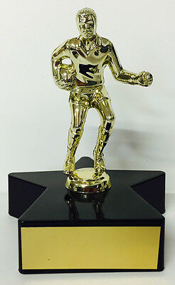 NRL Rugby League Union Trophy Award 95mm FREE Engraving REDUCED TO CLEAR