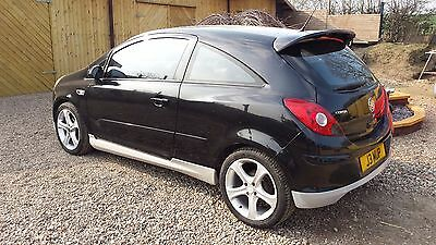 Vauxhall Opel Corsa D 3dr Body Kit Pre Facelift 2006-2010 Front/Rear/Sides New!