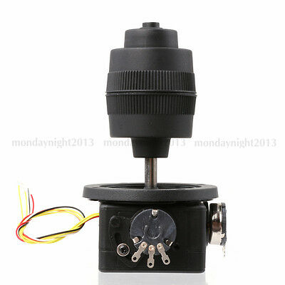 4-axis Joystick Potentiometer JH-D400X-R4 10K 4D with Button Joystick
