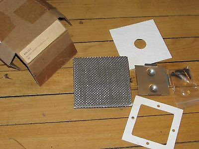 Bd 450-002 Burner Insert Assembly 4.0X4.0 Air Makeup Paint Booth