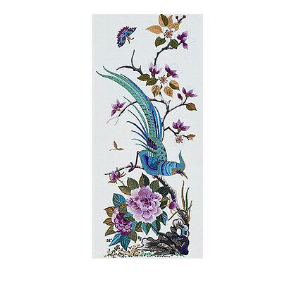 Anchor - Embroidery Kit - Kwang Tung - Bird / Flowers - 66 x 30 cm - PE701