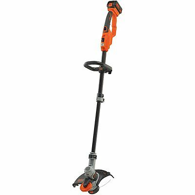 Weed Eater Trimmer Edger Outdoor Cordless Lawn Bump Care Rechargeable Battery