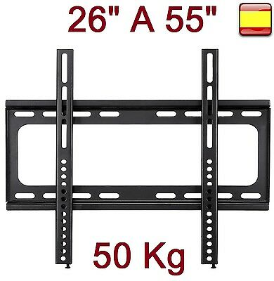 "Soporte de pared tv lcd led plasma universal monitores Para 26"" a 55"".VESA"