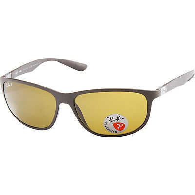 Ray-Ban LiteForce Polarized Men's Sunglasses RB4213