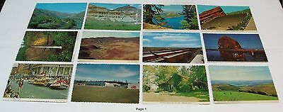 1950's 1960's 1970's Chrome Postcard Lot ~ OREGON ~ 24 Postcards ~ Free Shipping