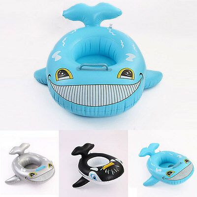 Baby Float Seat Child Swimming Pool Learn To Swim Ring Inflatable Toy NEW