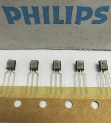 2Sa1015Y Pnp Transistor Philips New 5 Pieces