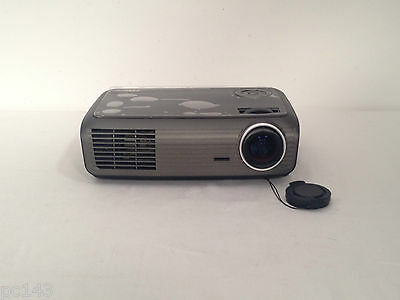 Optoma Ep728 Lcd Projector Used Lamp Hours 271H Spotty Pixel Multimedia(Ref:402)