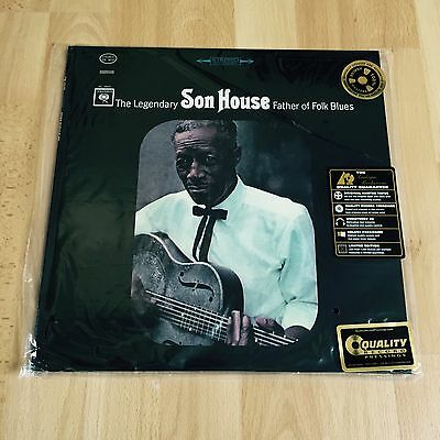 Son House - The Legendary Father Of Blues Analogue Productions 200g Vinyl LP