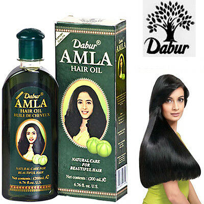 Dabur Amla Hair Oil Rapid Hair Growth Nourishing Prevent Hair Loss Oil 200 ml