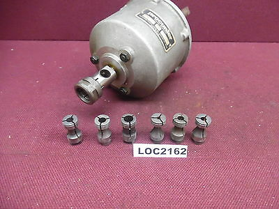 Procunier Modle E 3 Tapping Attachment With 6 Collets  Loc2162